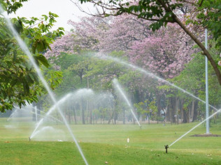 irrigation sprinklers, shreveport la