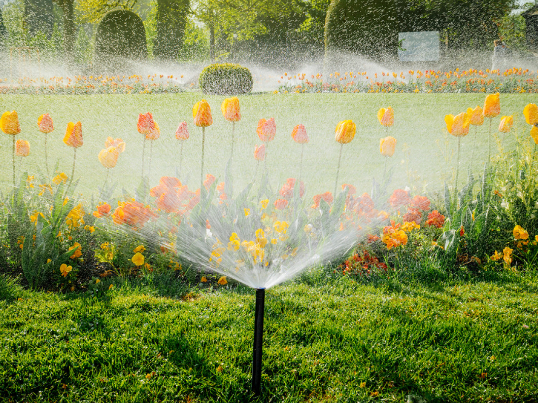 Irrigation systems bossier city la